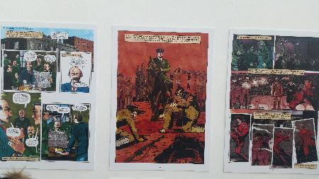 Comic approach 1916
